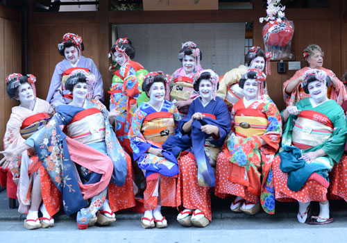 Best Value Tours Japan Geisha Makeover