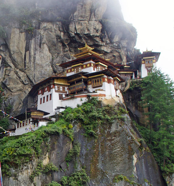 Women's Travel Club Bhutan Tour