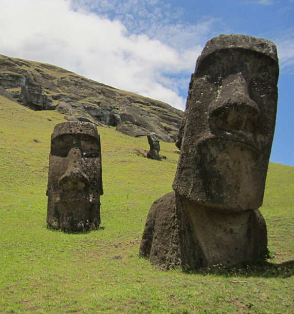 Women's Travel Club Chile & Easter Island