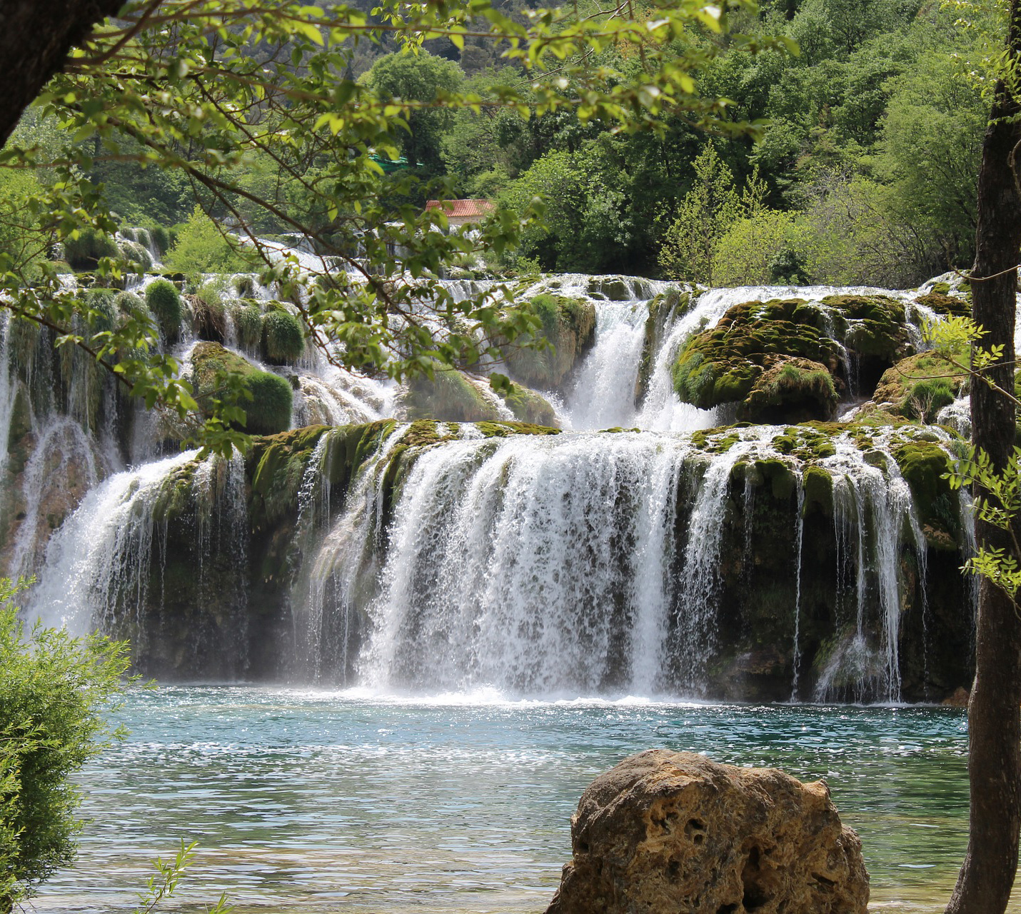 Women's Travel Club Croatia Tour - Krka Waterfalls