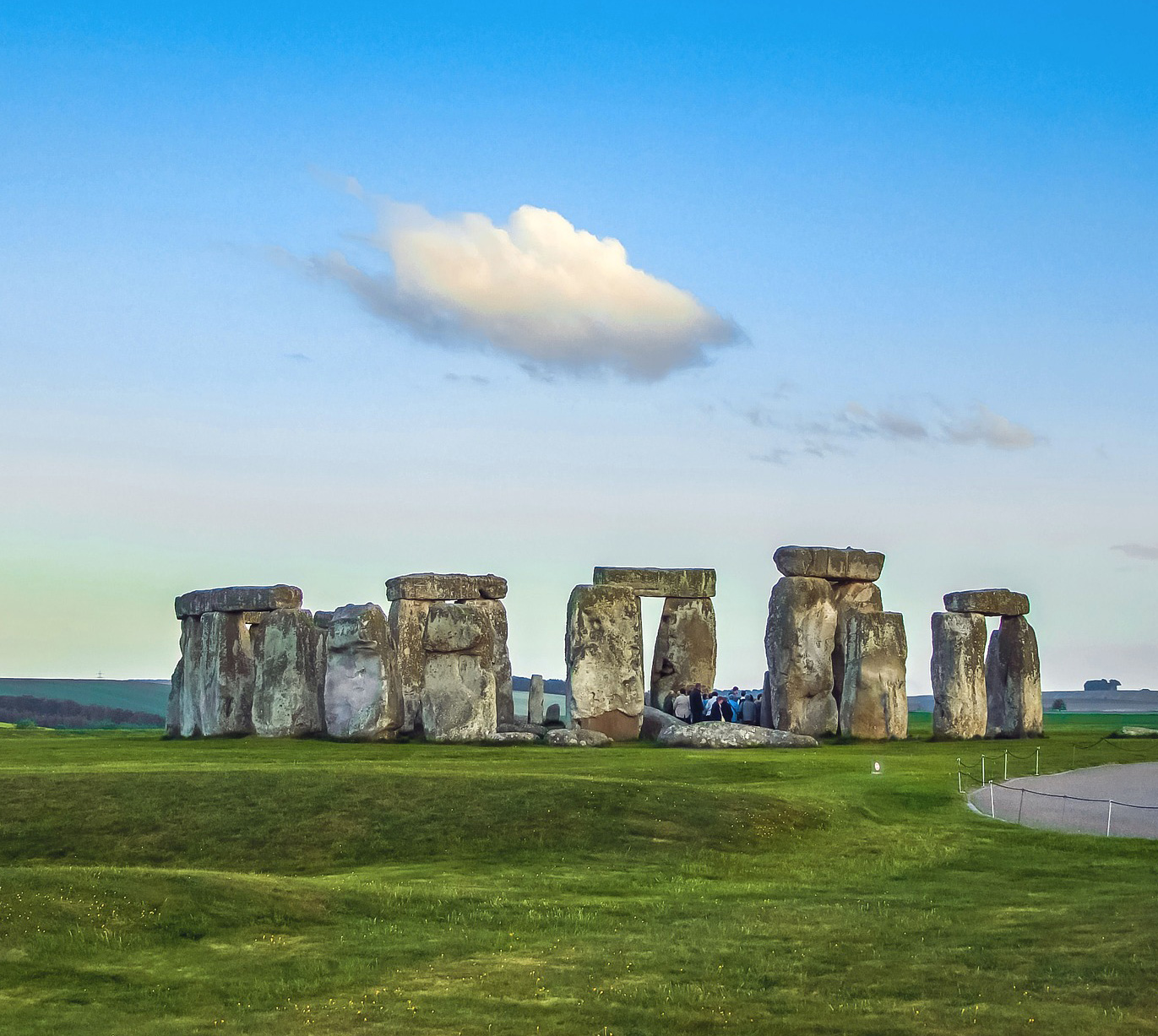 Women's Travel Club England & Wales Tour - Stonehenge