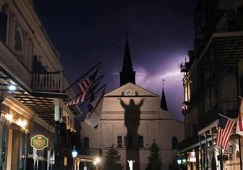Most Haunted Hotels in New Orleans Bourbon Orleans