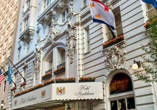 Most Haunted Hotels in New Orleans Hotel Monteleone