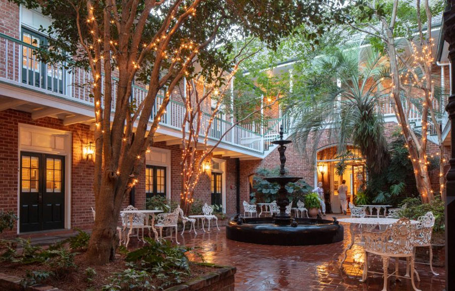Most Haunted Hotels in New Orleans Hotel Provincial