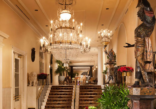 Most Haunted Hotels in New Orleans Omni Royal