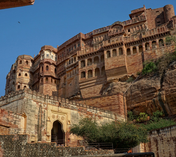 Women's Travel Club India Cultural Tour - Mehrangarh Fort