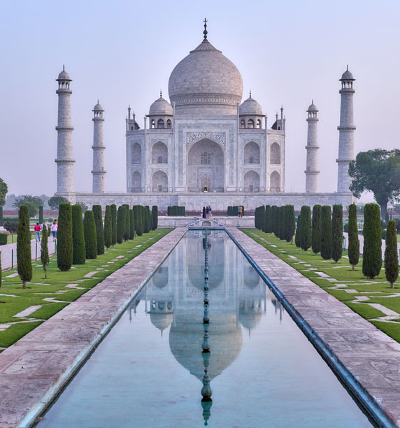 Women's Travel Club New India Tour