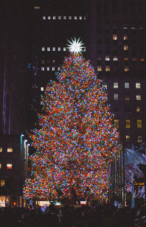 Women's Travel Club Christmastime in New York Getaway