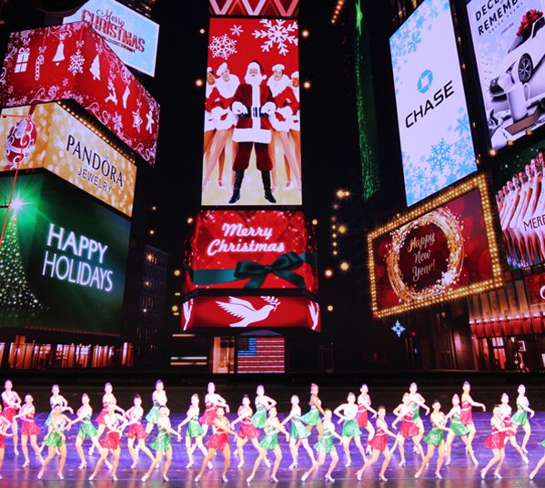 Women's Travel Club New York City Getaway - Rockette's Christmas Spectacular