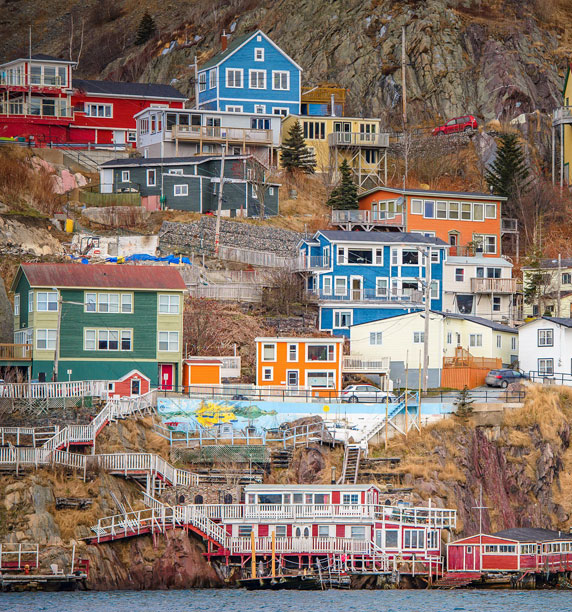 Women's Travel Club Newfoundland Tour