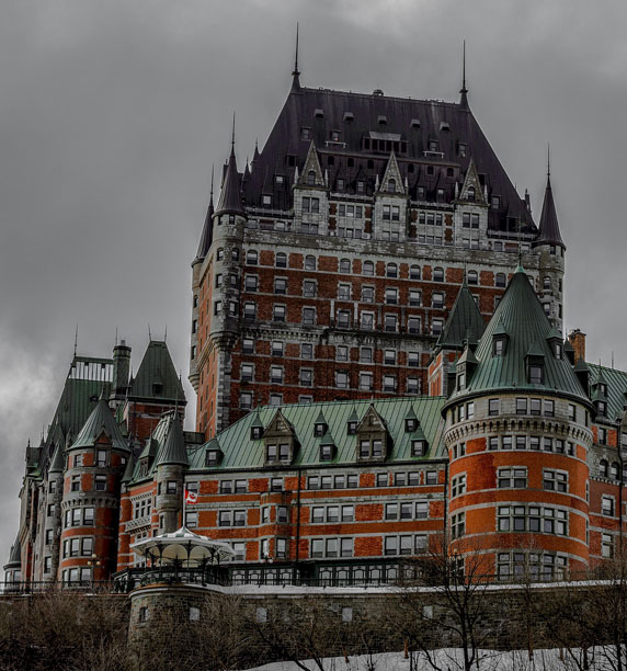 Women's Travel Club Quebec City Getaway