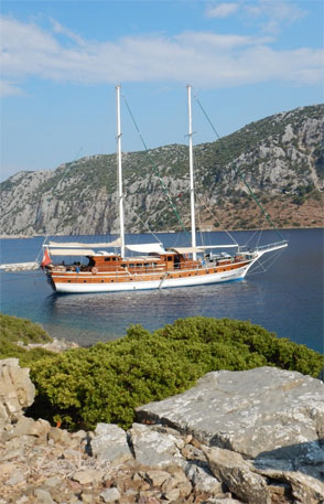 Women's Travel Club Turkey Tour & Yacht Cruise