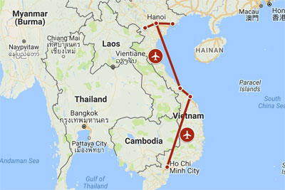 Women's Travel Club Vietnam Tour